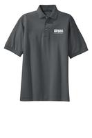 Golf Shirt - 100% Cotton Tall Short Sleeve