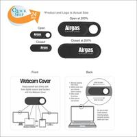 iCamCover Plastic (10 covers per pack)